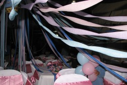 This party was worth it's weight in crepe paper streamers.