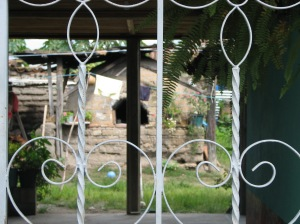 Through the Front Gate, Guatemala