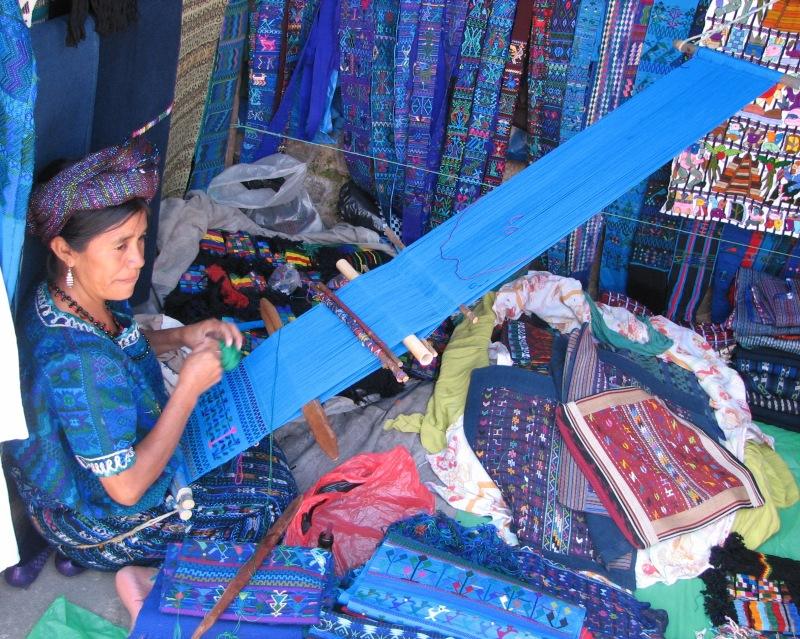 Manuela's Loom