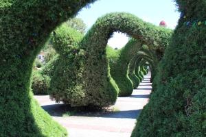 Zarcero Town Square Gardens