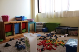Play room. Rare footage of this wild area in it's natural state.